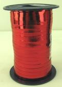 Ballonband Muster 06 - Rot Metallic